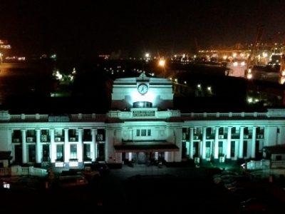 Le port de Colombo