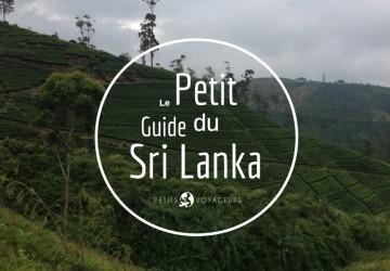 Petit guide de voyage au Sri Lanka