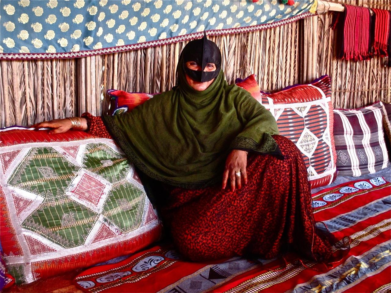 salma bedouine wahiba