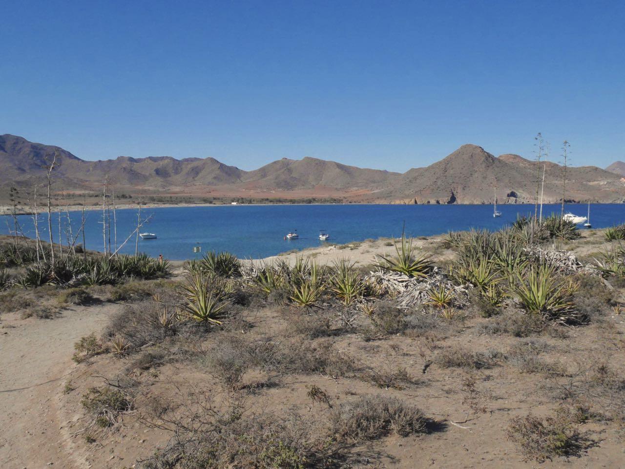 Cabo de Gata en Andalousie