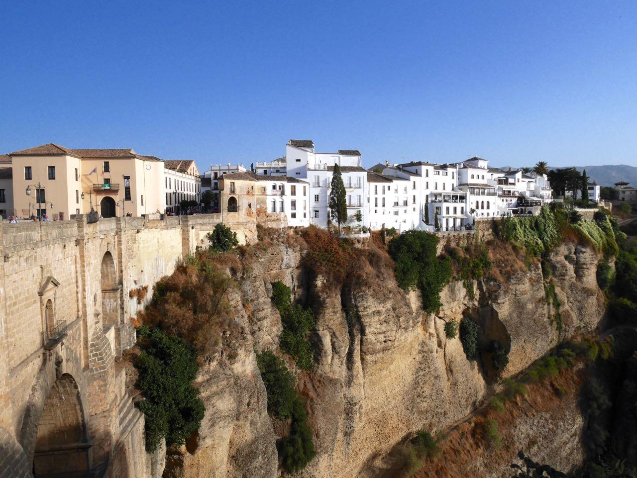 Villages blancs d'Andalousie