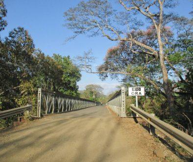 Sur la route de Punta Islita au Costa Rica