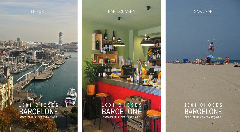 1001 choses à faire à Barcelone