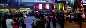 A Bukit Bintang