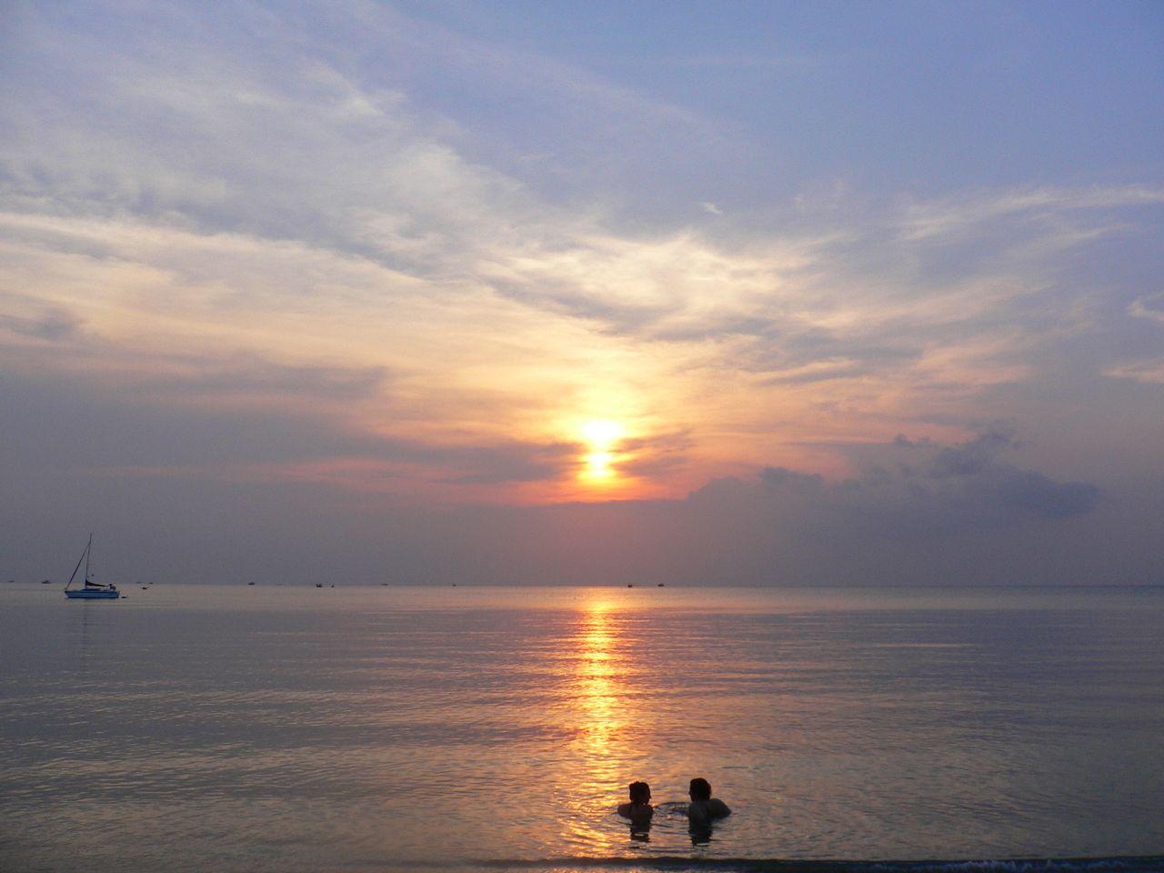 plage kho tao sud de la thailande