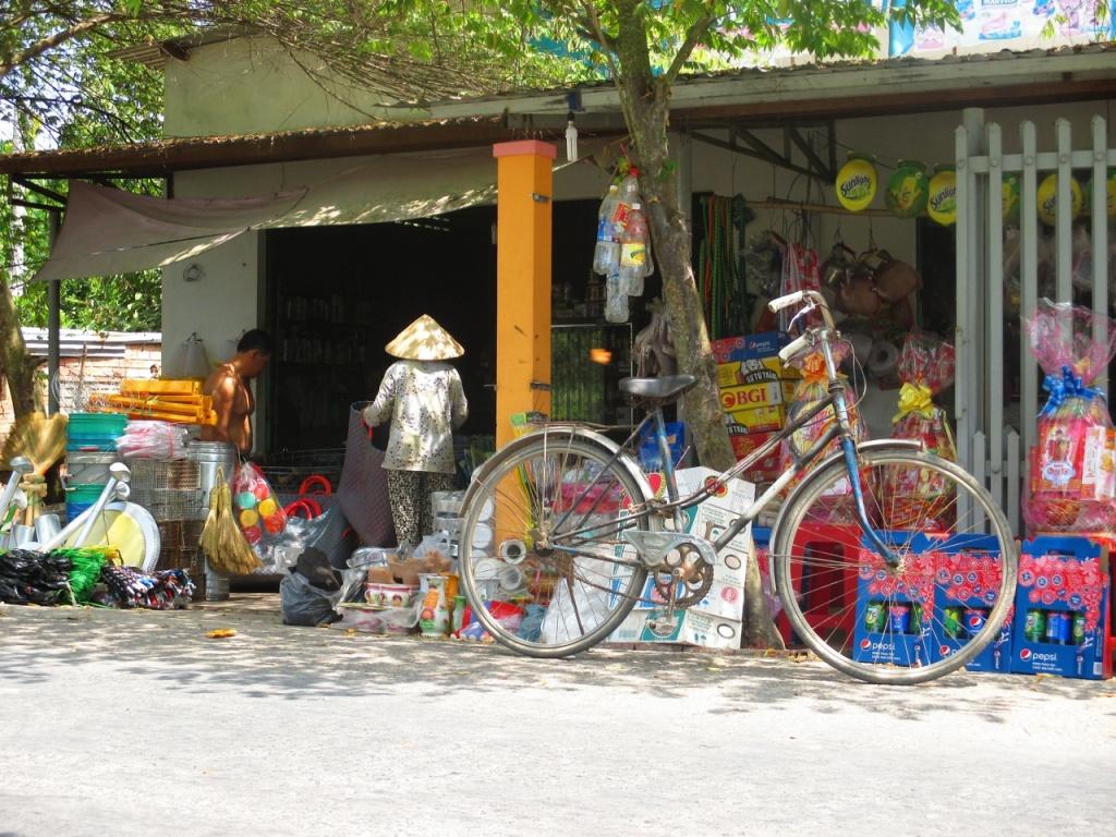 Les campagnes du Mekong