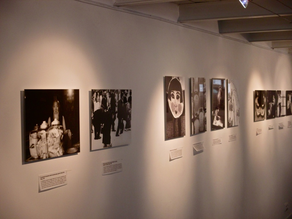 Photographies en noir et blanc de Nicolas Bouvier