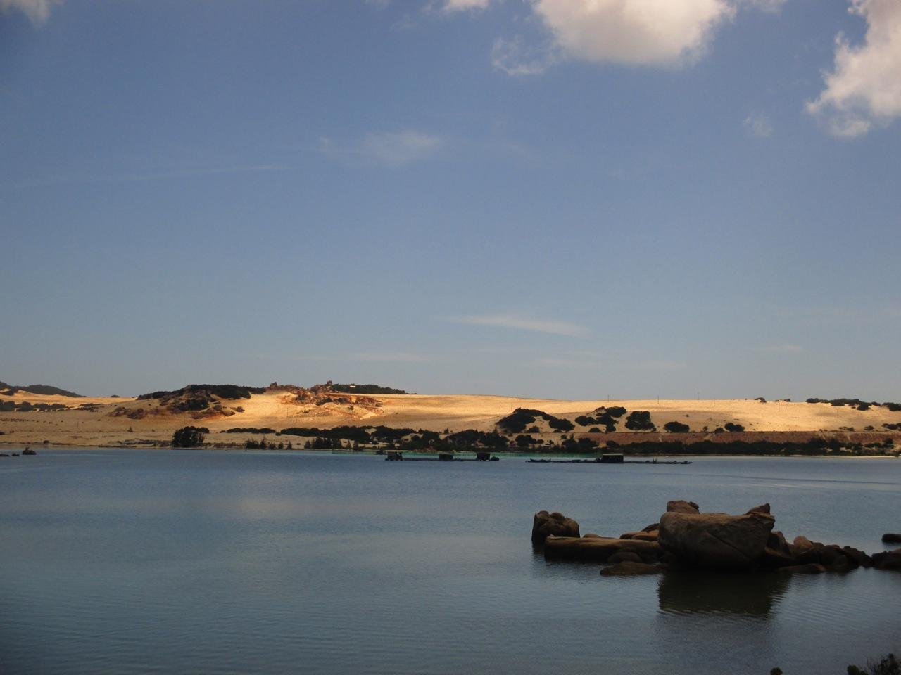 Les dunes de Hon Gom