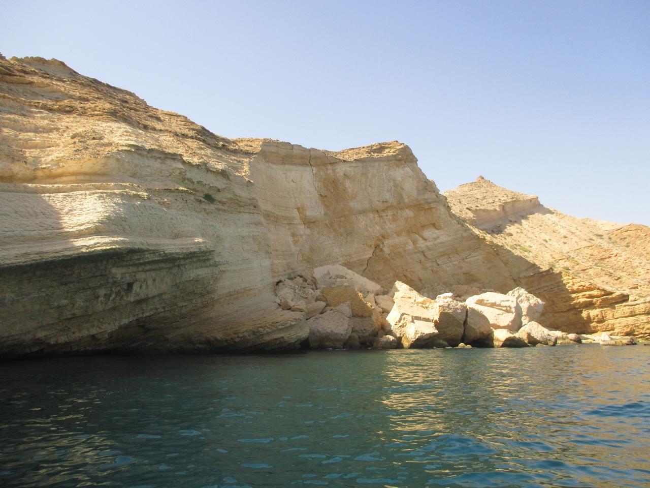 falaises mascate
