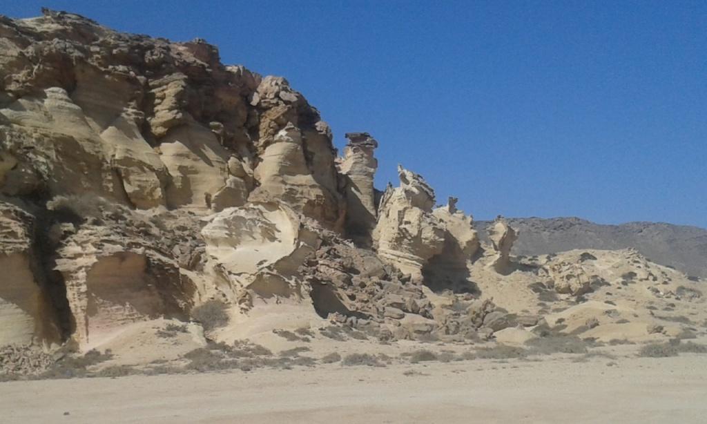 falaises ras el jinz plage