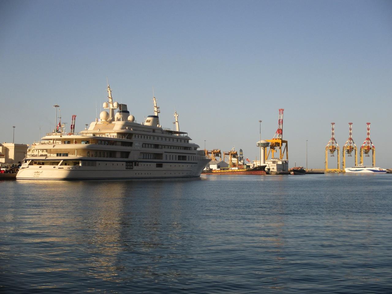 port mutrah