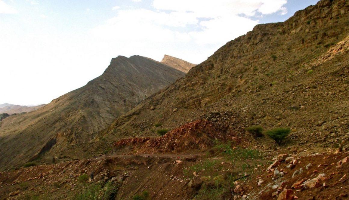 route wadi bani khalid