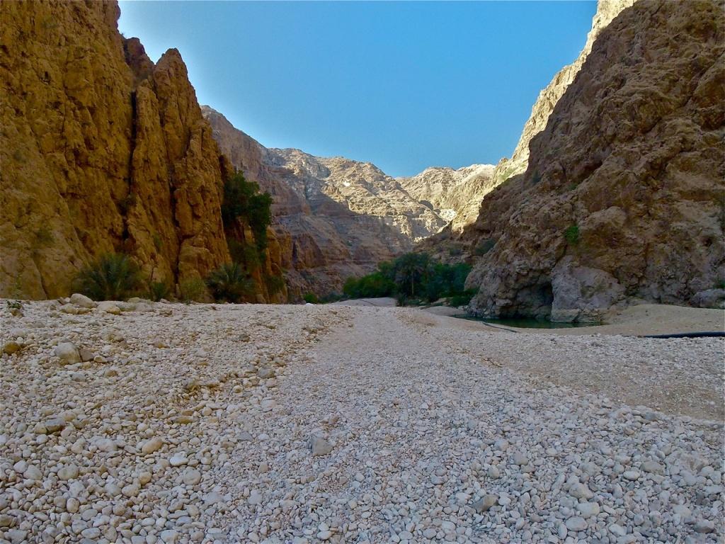 wadi shab entree