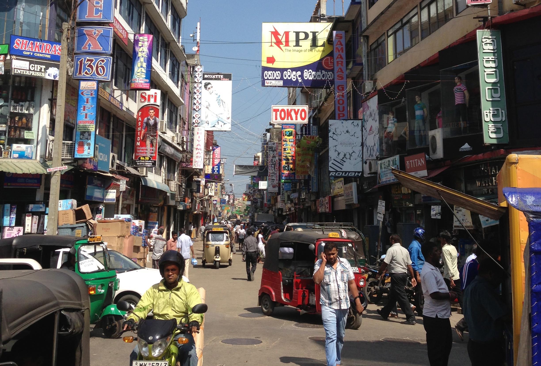 Bazar de Pettah
