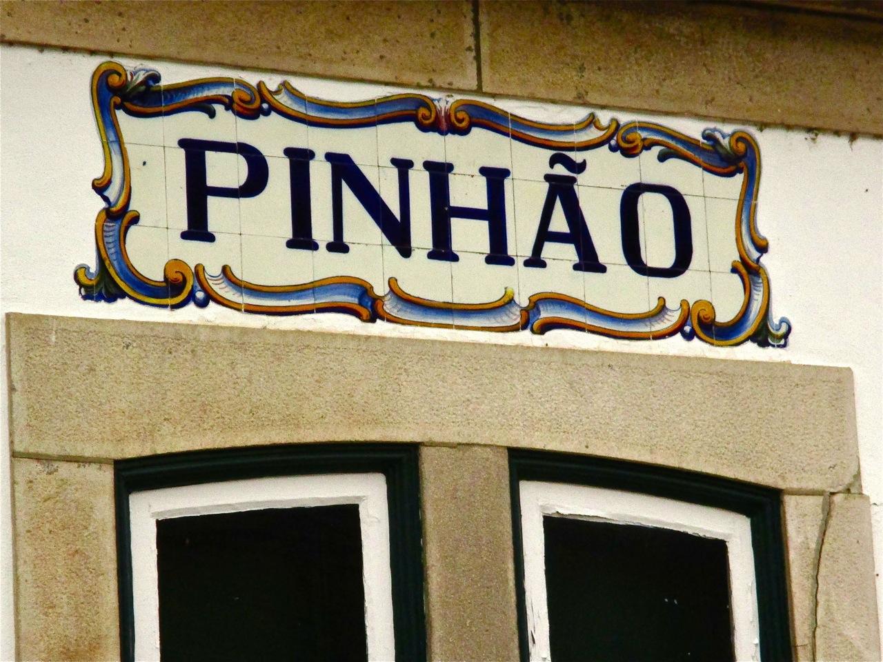 gare pinhao