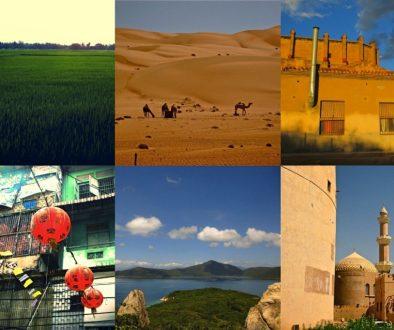 une annee de voyage en images