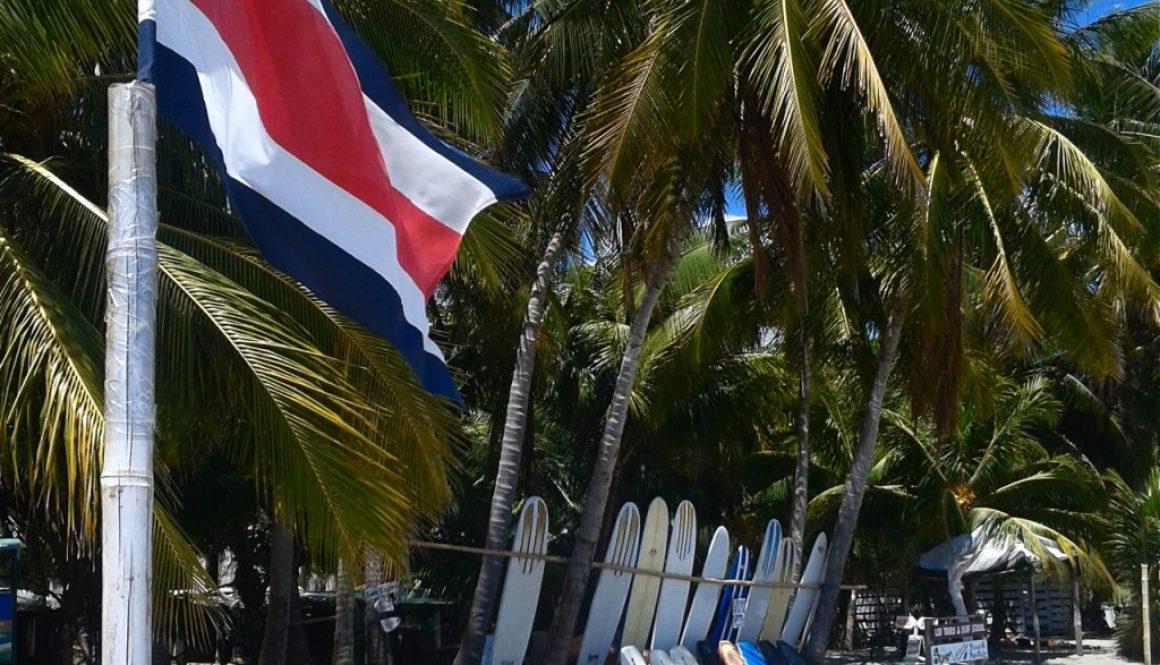 Un mois de voyage au Costa Rica