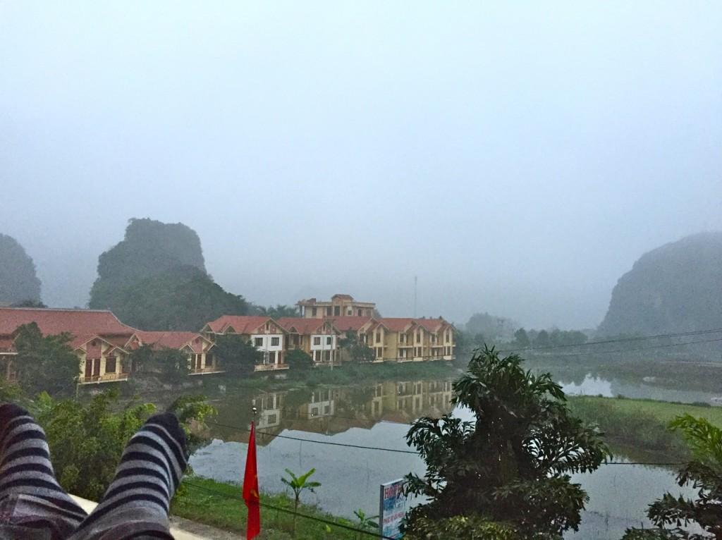 L'hôtel Anatham à Tam Coc