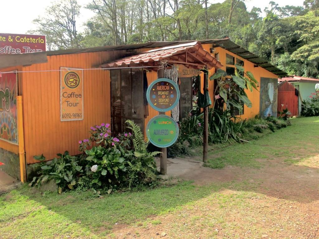 Road trip vers le volcan Poas