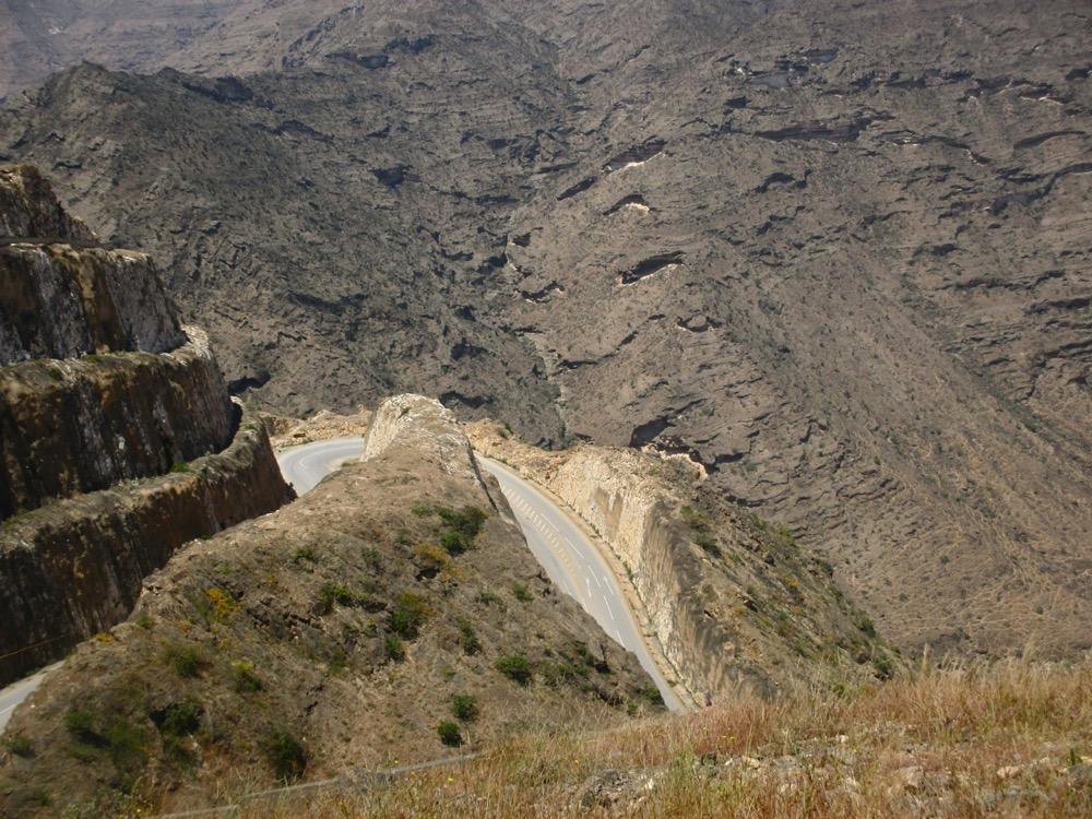 La Furious Road à Oman