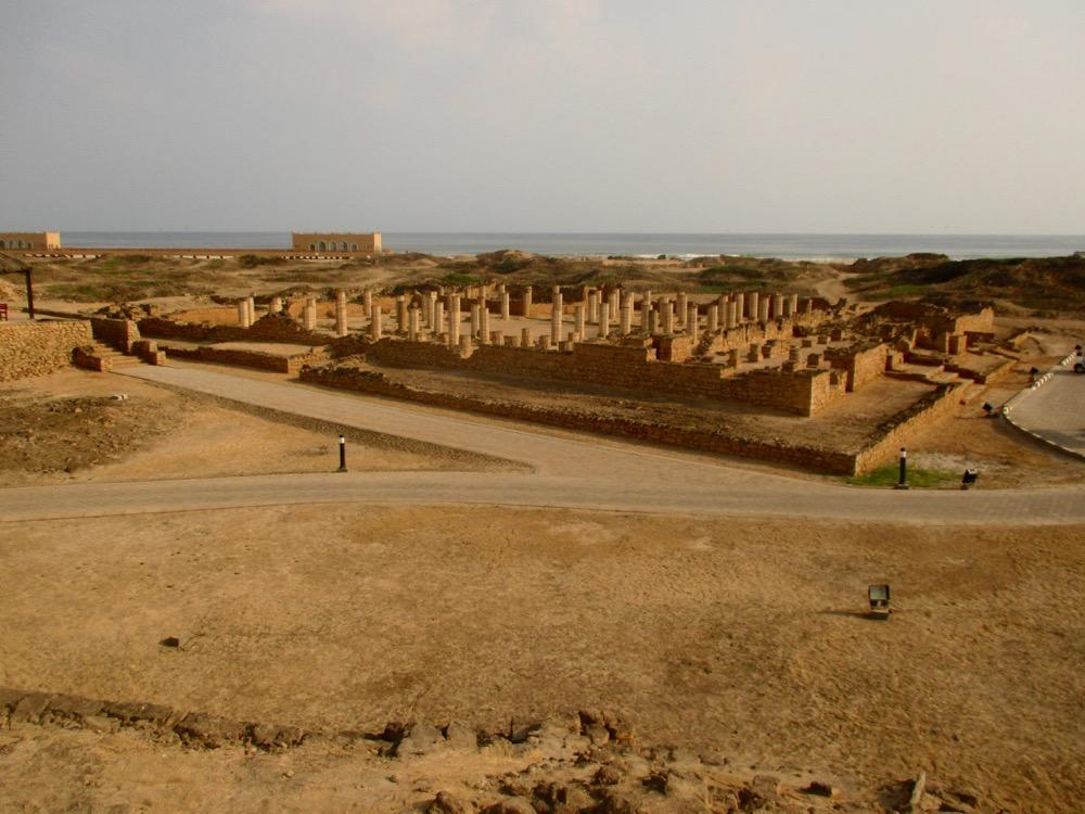 Site terres de l'encens UNESCO