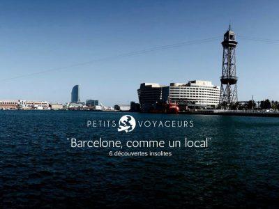 Barcelone comme un local