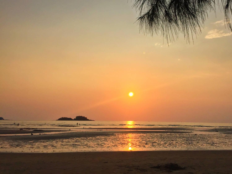 Une plage à Koh Chang