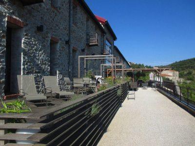 Découvrez l'hôtel Riberach à Bélesta