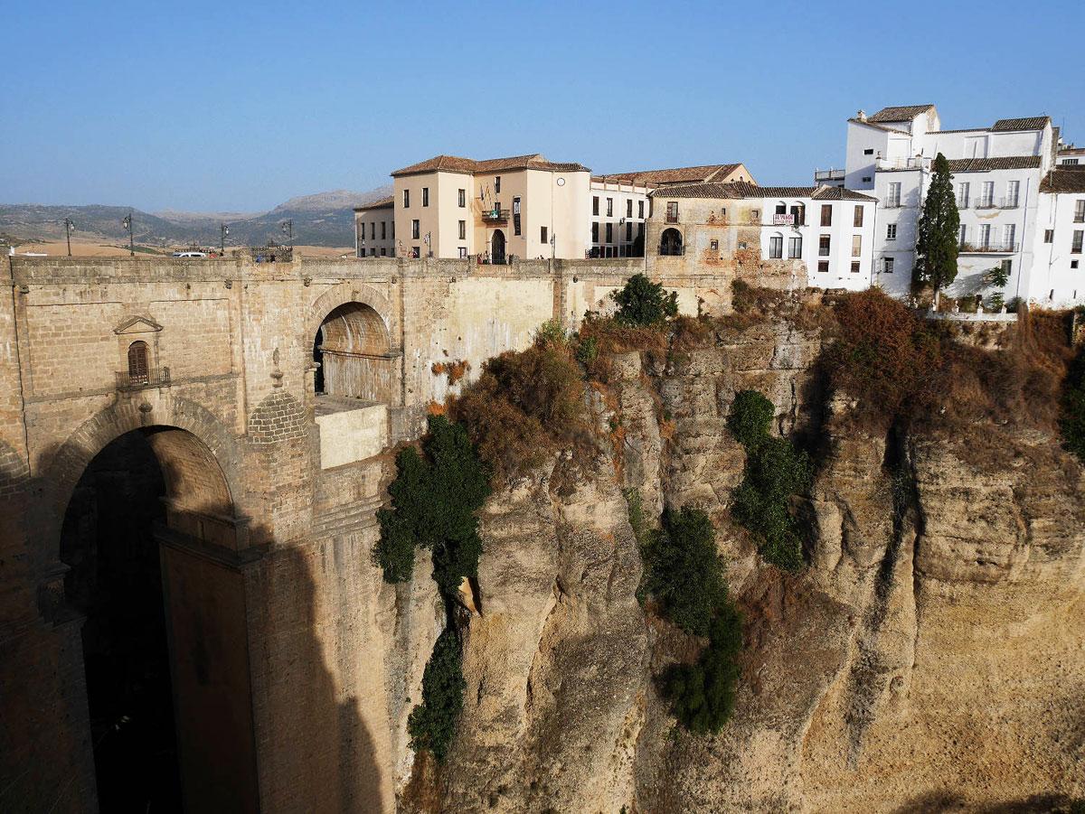 Le puente nuevo à Ronda