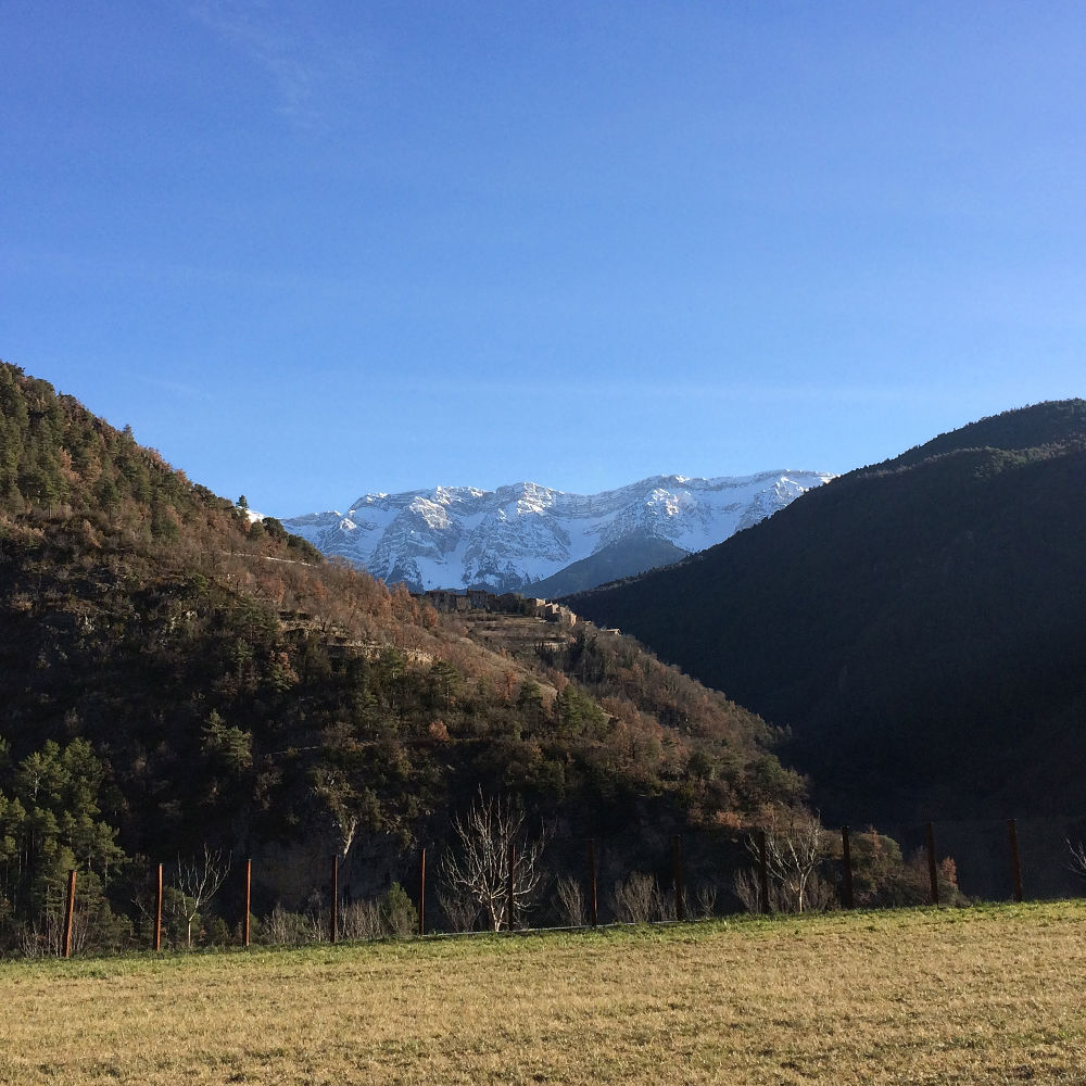 Panorama extraordinaire sur Arsèguel