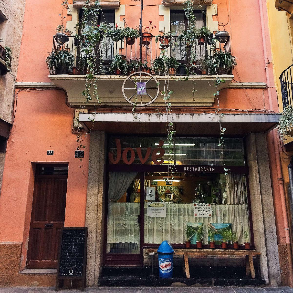 Restaurant Jové à la Seu d'Urgell