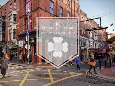 Carnet de voyage à Dublin