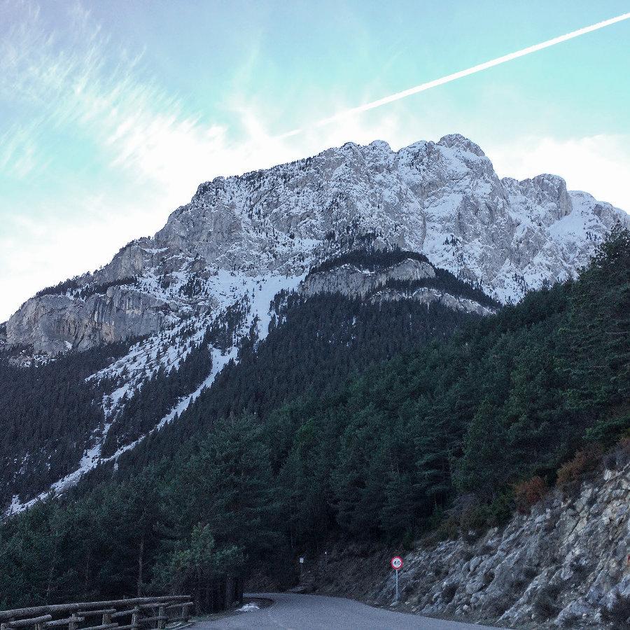 Pedraforca, montagne mythique de Catalogne