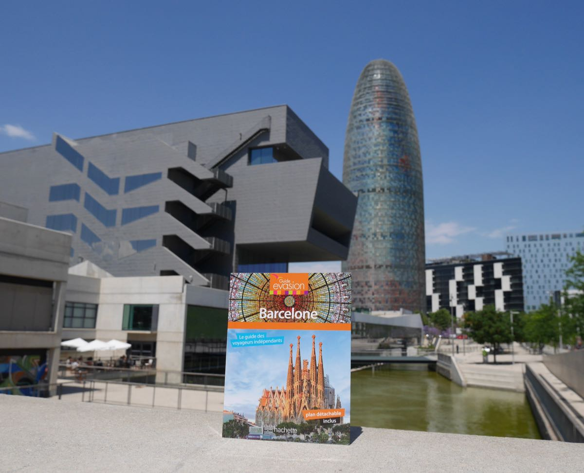 Jeu concours Barcelone Petits Voyageurs