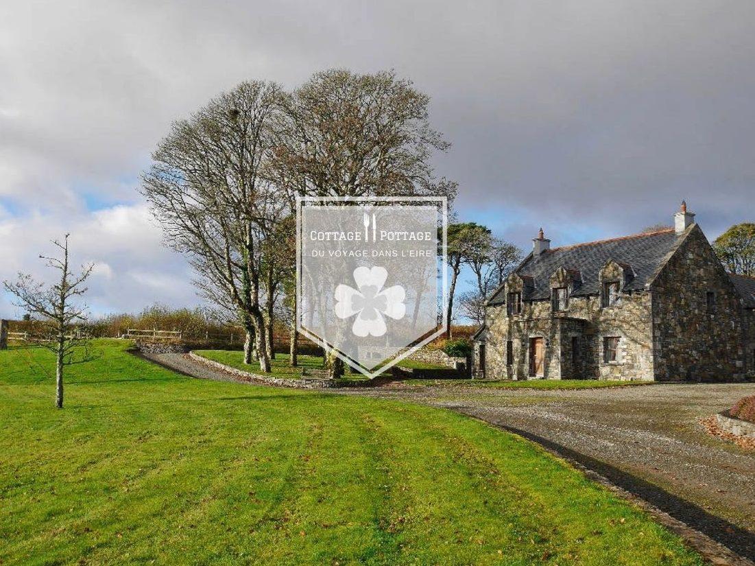 Carnet de voyage à Clonbur en Irlande