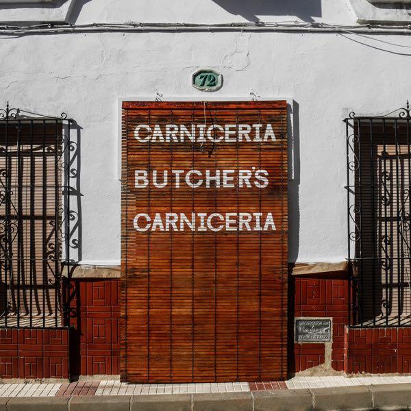 Dans les rues de Gaucin en Andalousie