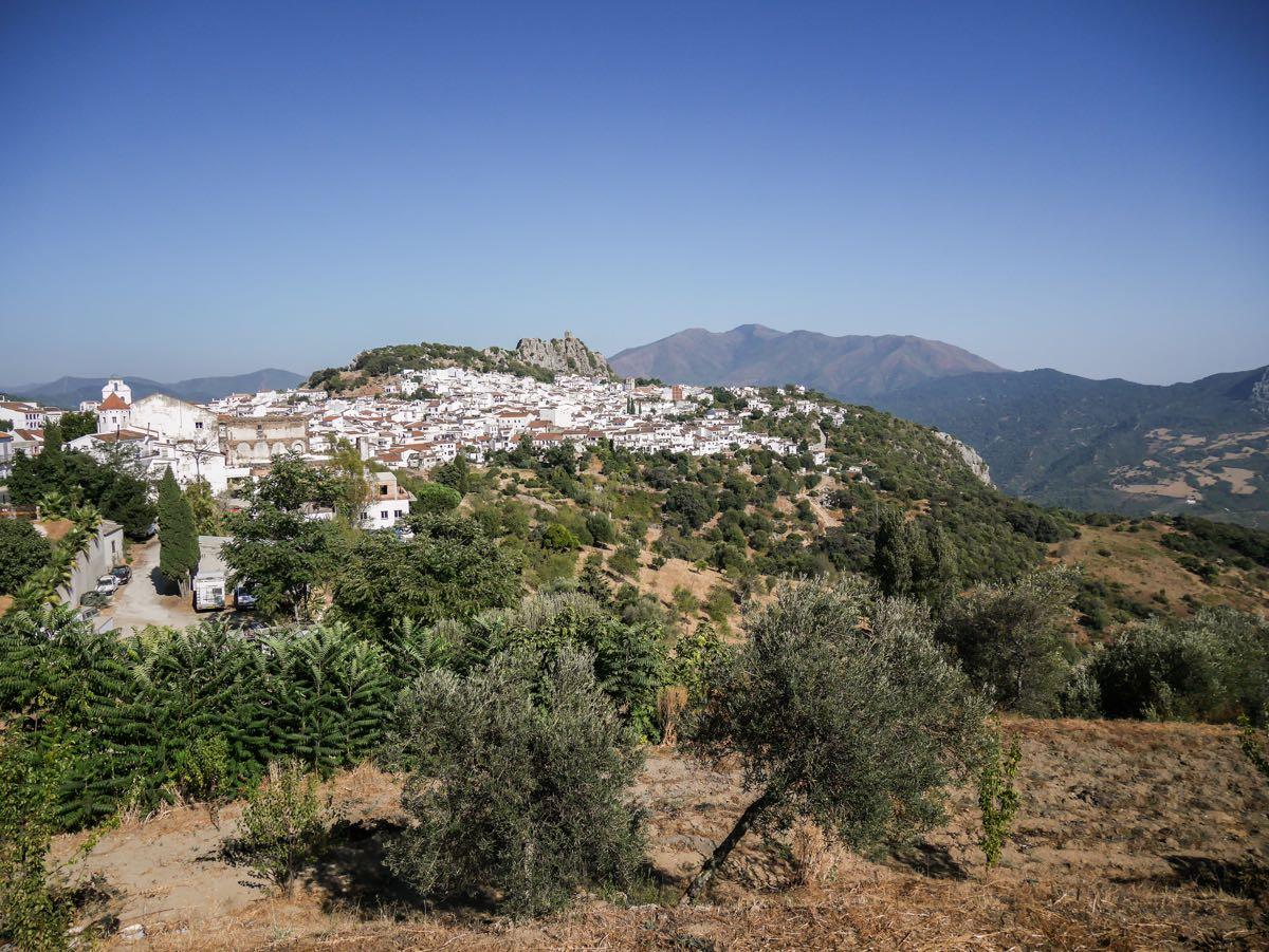 Découvrir le village de Gaucin en Andalousie