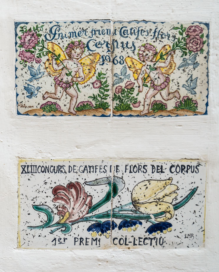 Le Corpus Christi à Sitges en Catalogne