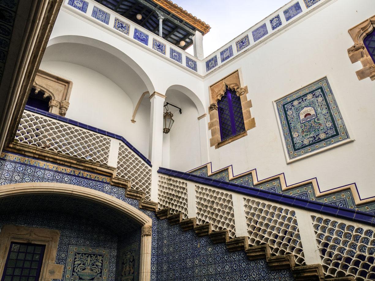 La Palau del Mar de Sitges