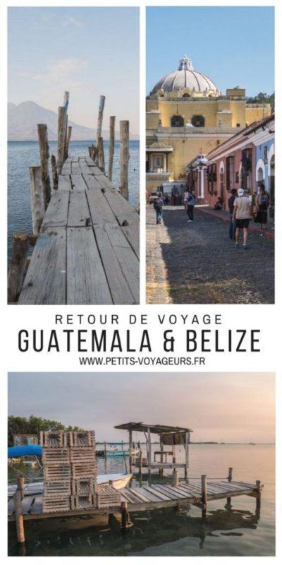Epingle voyage au Guatemala