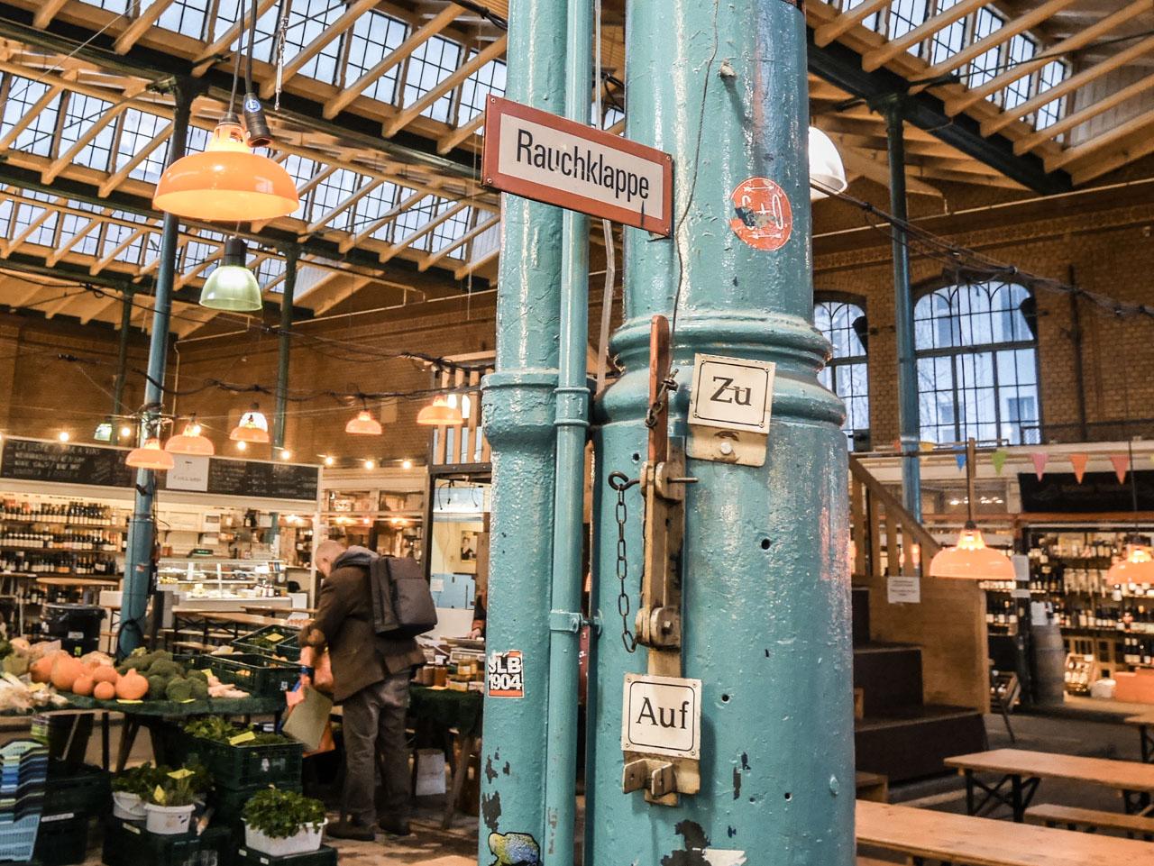 La Markthalleneun à Kreuzberg