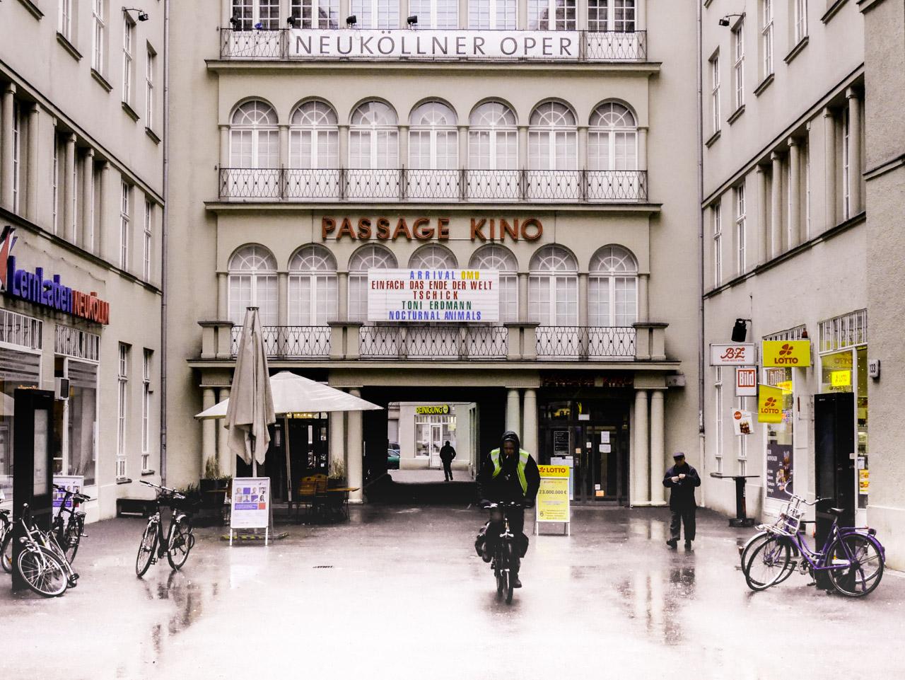 Opéra de Berlin Neukölln