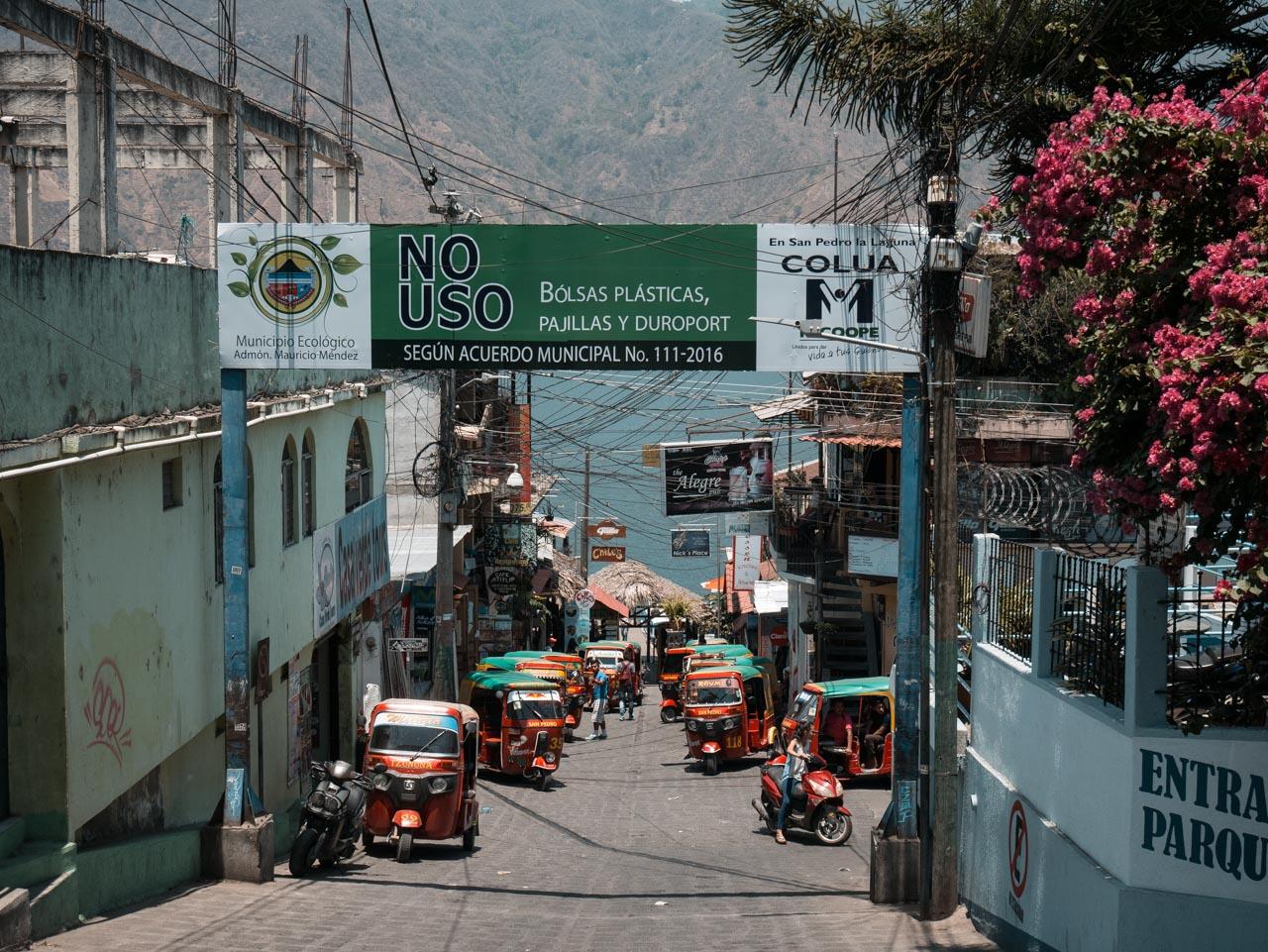 San Pedro au Guatemala