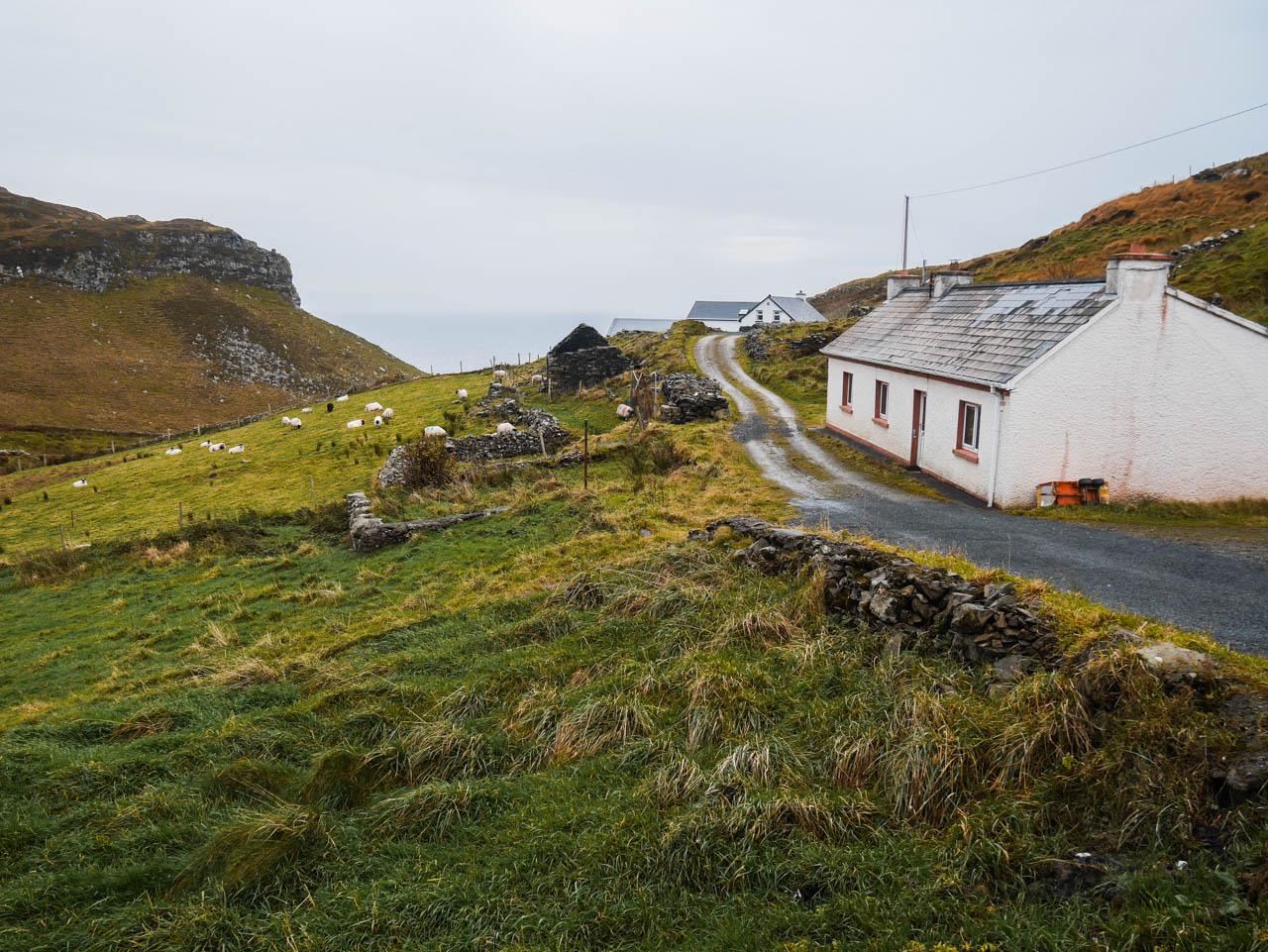 Fintown, en plein coeur du Donegal