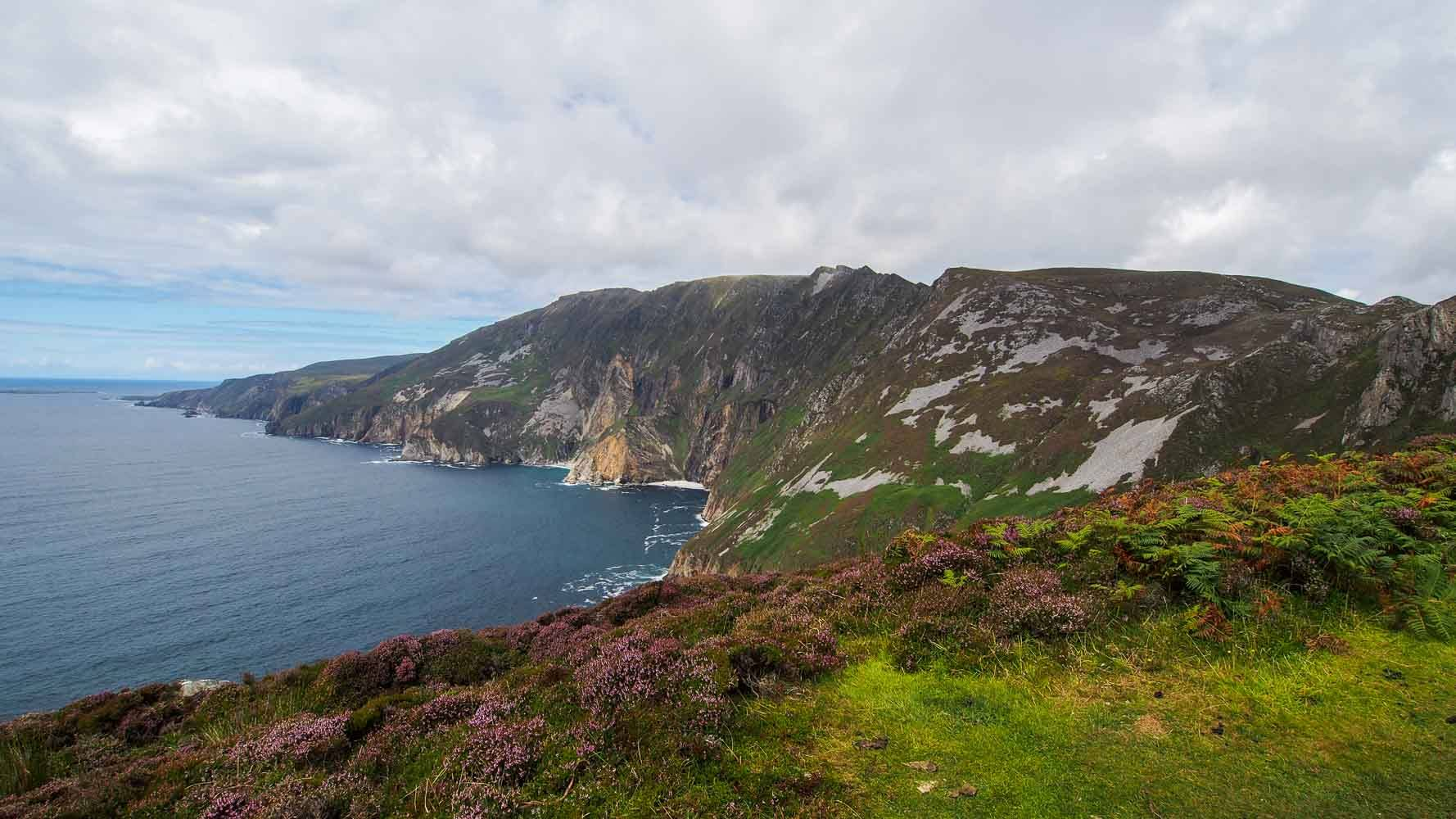 Slieve League : un incontournable du Donegal