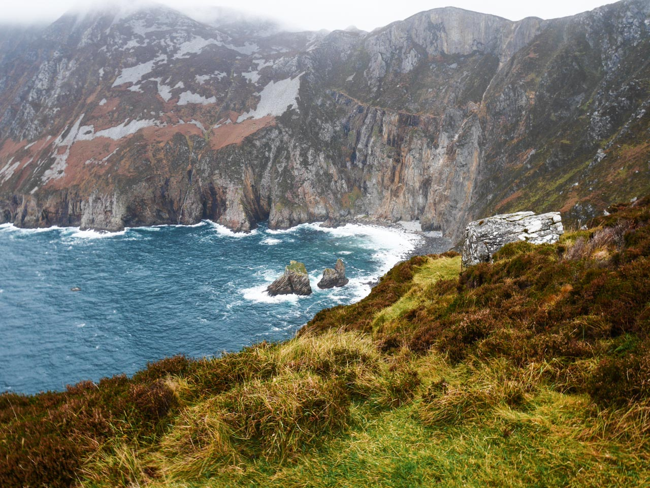 Slieve League : incontournable lors d'un week-end dans le Donegal