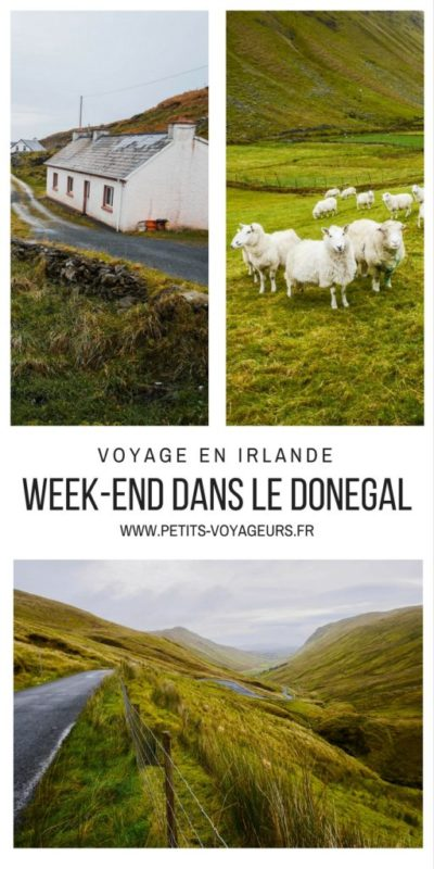 Un week-end dans le Donegal