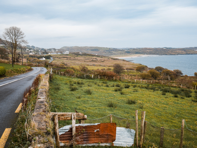 La Wild Atlantic Way dans le Donegal