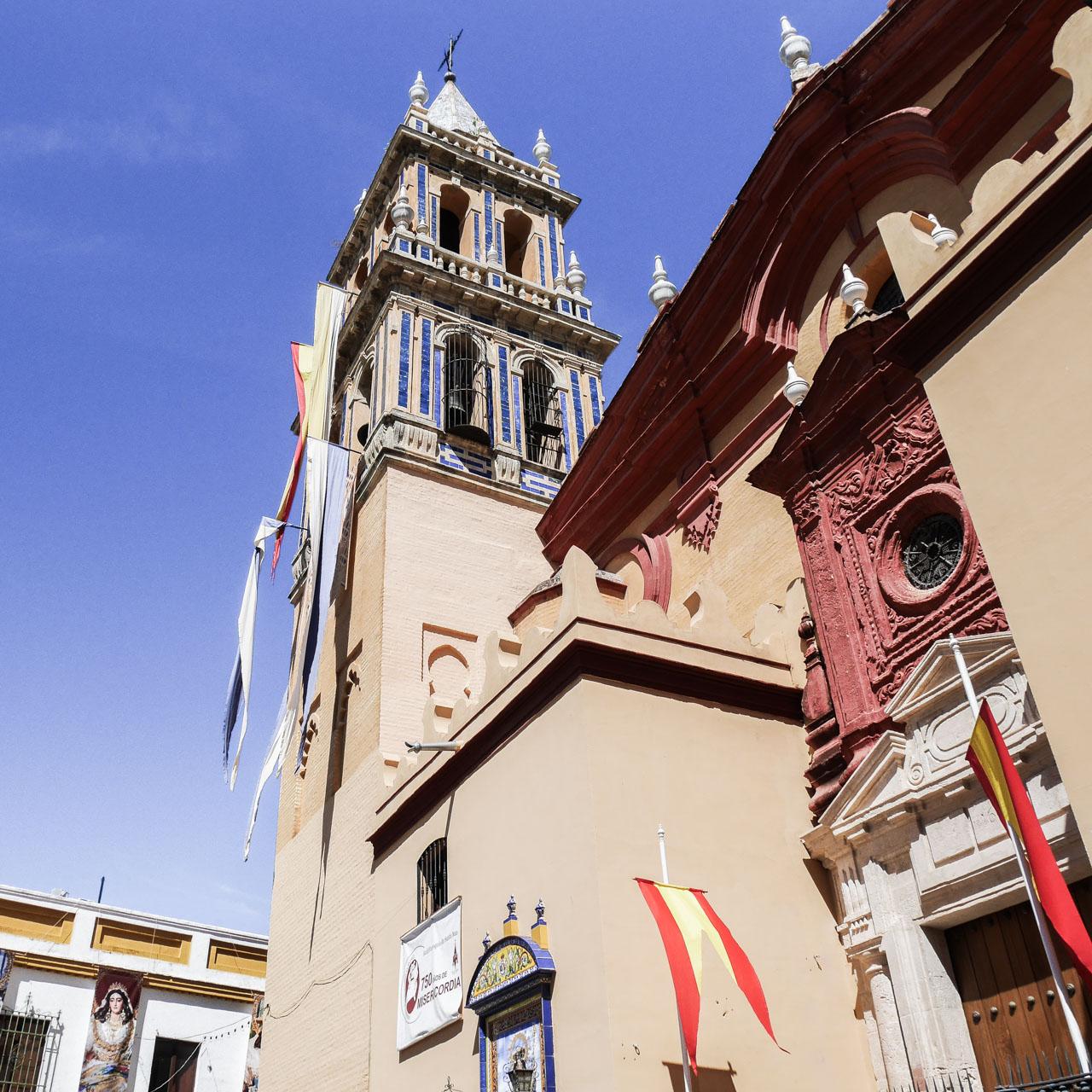 Découvrir Séville : l'église de Triana