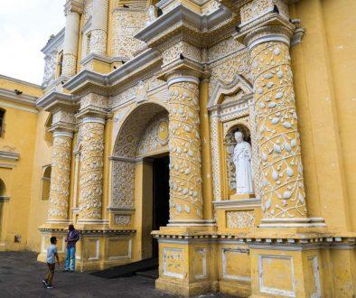 Que faire et que voir à Antigua Guatemala ?
